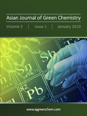 Image result for Asian Journal of Green Chemistry